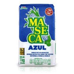 1kg Maseca Masa Harina Blue Corn Flour (Hopi Maize Flour)