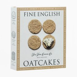 Fine English Oatcakes for Cheese 125g