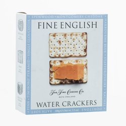 Fine English Water Crackers for Cheese 100g