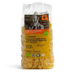 Organic Conchiglie Shell Durum Wheat Pasta 500g
