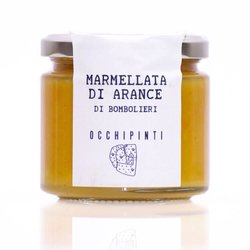 Sicilian Orange Marmalade 225g