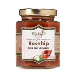 Rosehip Extra Jam with Apple 220g