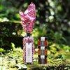 Mauve 'Bali Aurora' Tropical Jam Gift Set with Handprinted Batik Napkin