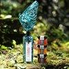 Turquoise 'Bali Aurora' Tropical Jam Gift Set with Handprinted Batik Napkin