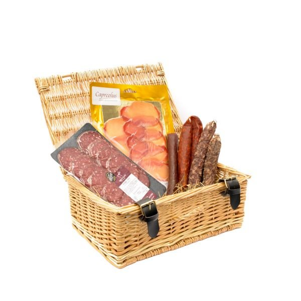 British Charcuterie Meat Gift Hamper by Cannon & Cannon
