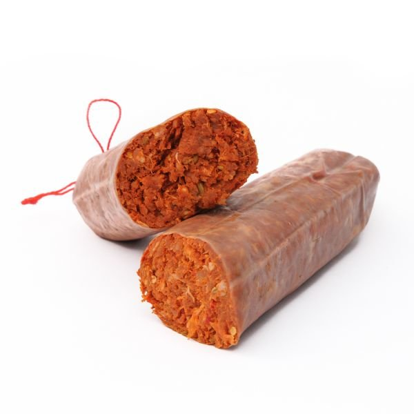 Moons Green 'Nduja Salami with British Pork and Chillies