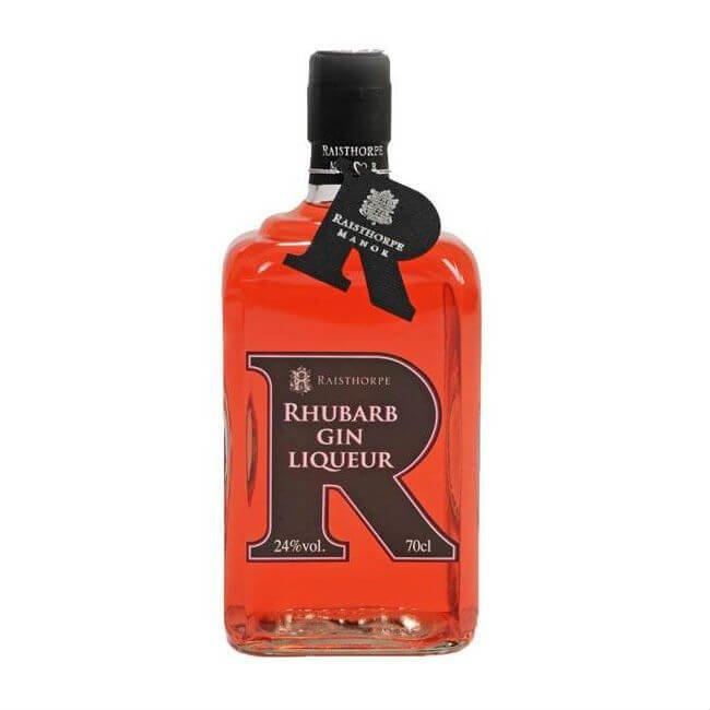 Rhubarb Gin Liqueur 70cl 24% Vol.
