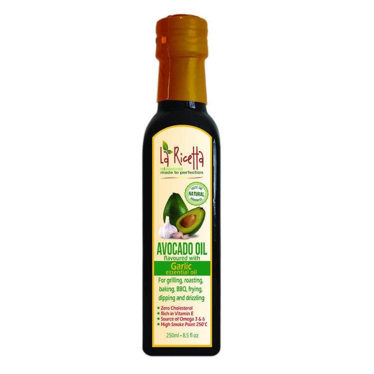Garlic Avocado Oil 250ml