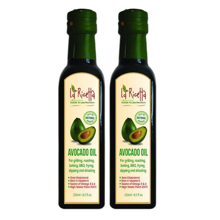 2 x Original Avocado Oil 250ml