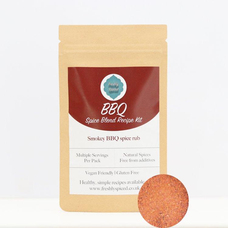 Vegan BBQ Rub Spice Blend 25g