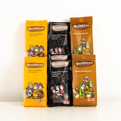 Box of 8 'Sweet Tooth' Mixed Nut Snack Packs