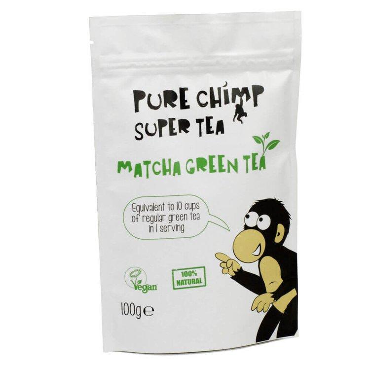 100g Ceremonial Grade Matcha Green Tea Pouch