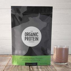 400g Organic Raw Cacao & Maca Whey Protein Powder