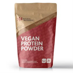 Chocolate Faba Bean Protein Powder 1kg (Vegan)