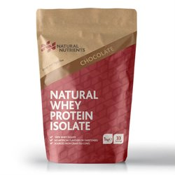 Chocolate Whey Protein 1kg (Grass Fed, Hormone Free)