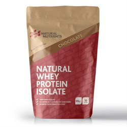 Chocolate Whey Protein 250g (Grass Fed, Hormone Free)