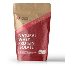 Strawberry Whey Protein Powder 30g (Grass Fed, Hormone Free)