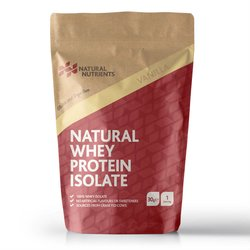 Vanilla Whey Protein Powder 30g (Grass Fed, Hormone Free)