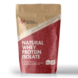 Whey Protein Powder 1kg (Grass Fed, Hormone Free)