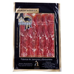 Sliced 15 Month Cured Jamón Serrano Spanish Ham 100g