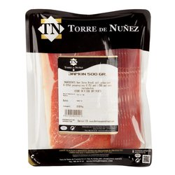 Sliced 14 Month Cured Reserva Serrano Duroc Spanish Ham 500g