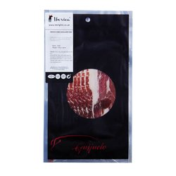 Sliced 24 Month Cured Ibérico Pata Negra Shoulder Spanish Ham 100g