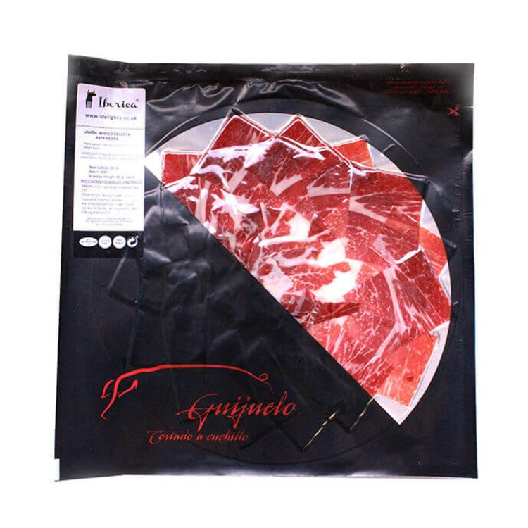 36 Month Cured Ibérico Pata Negra Spanish Ham - Hand Sliced 100g