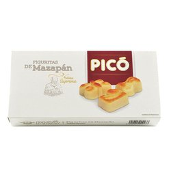 Almond Marzipan Figures with Marcona & Largueta Almonds 150g