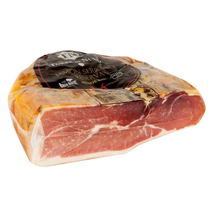 2.5kg 14 Month Cured Jamón Reserva Serrano Boneless Ham Trimmed