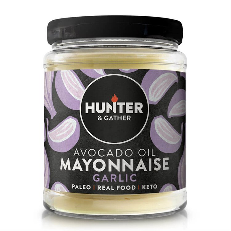 Garlic Avocado Oil Mayonnaise 175g