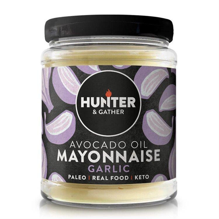 Garlic Avocado Oil Mayonnaise 175g