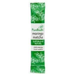 Moringa Leaf & Matcha Green Tea Blend Sachets (9 x 2g)
