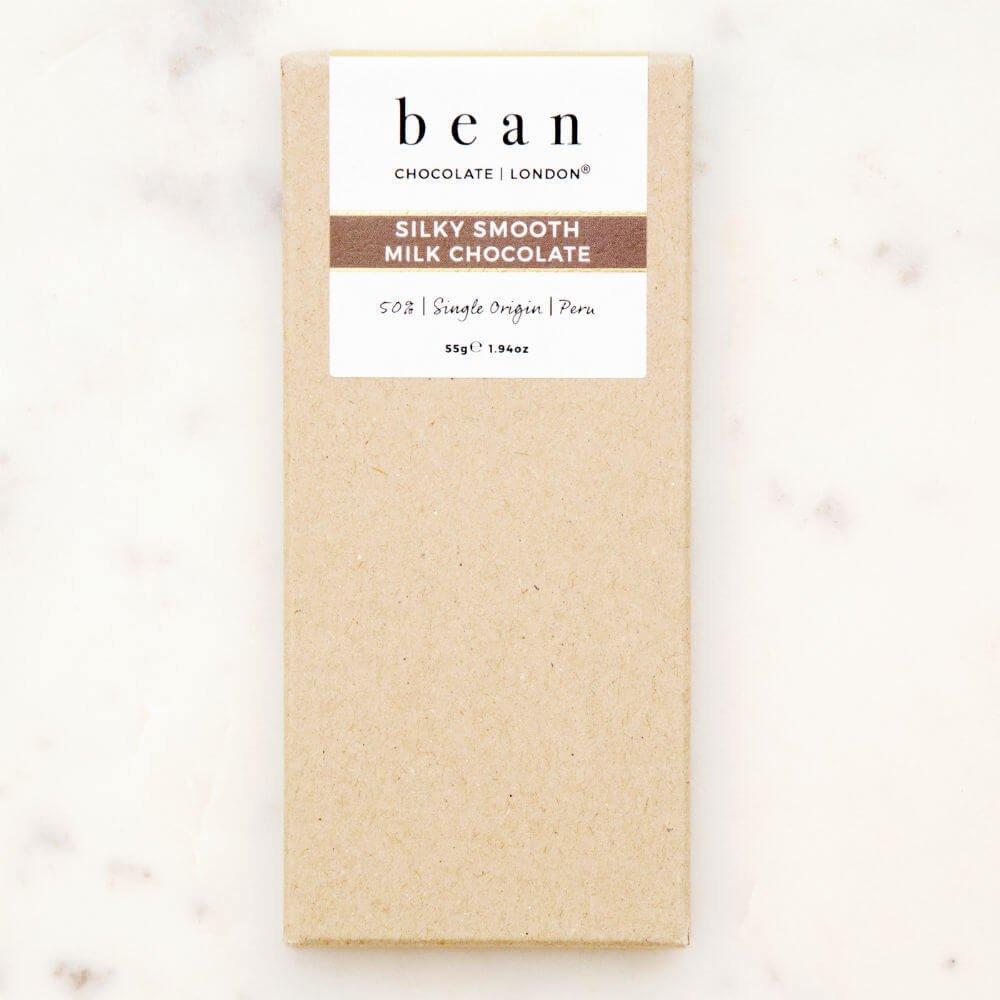 bean Chocolate London 'Silky Smooth' Single Origin 50% Milk