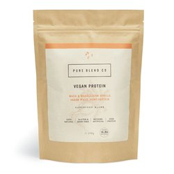 Vegan Maca & Madagascan Vanilla White Hemp Protein Powder 500g
