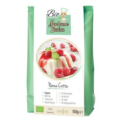 Organic Italian Panna Cotta Dessert Mix 150g (Gluten Free)