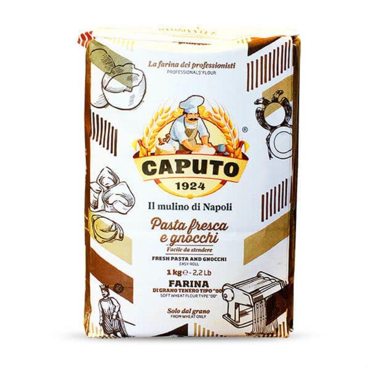 Caputo Semola di Grano Duro (Durum Wheat) | Salumeria Italiana  |Caputo Pasta