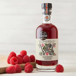 Raspberry Vinegar 250ml (For Salads, Sparkling Wine & Roasts)