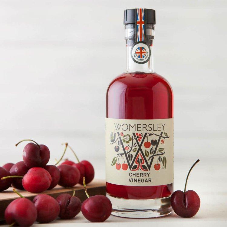 Cherry Vinegar 250ml (For Italian Cuisine, Salads & Desserts)