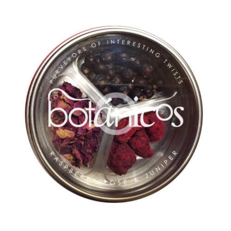 Raspberry, Rose Petal & Juniper Botanical Drink Infusion Blend 5g (For Gin, Cocktails & Soft Drinks)