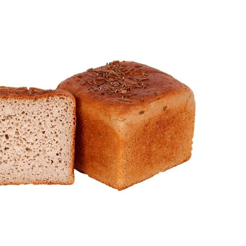 Gluten-Free Organic Buckwheat Bread Loaves - Box Of 4