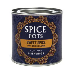 Sweet Spice Blend Dry Spices Pot (For Desserts, Baking & Granola) 40g