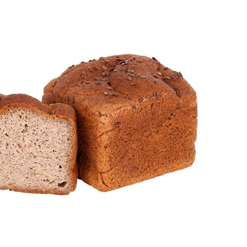 Gluten-Free Organic Linseed Bread Loaves - Box of 4