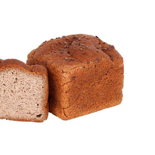 4 x Organic Linseed Gluten-Free Bread Loaves (4 x 375g)