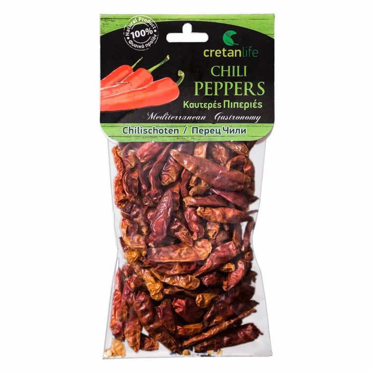 Greek Chilli Peppers 30g