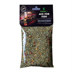 Greek Herb Blend for Fish 50g