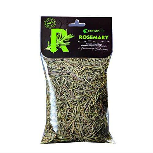 Cretan Dried Rosemary 30g