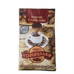 Ground Greek Coffee 100g by Tsirogalaki