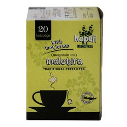Malotira Traditional Mountain Tea with Marjoram 20 Tea Bags