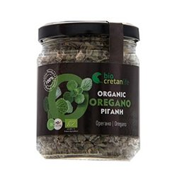 Organic Greek Dried Oregano 18g
