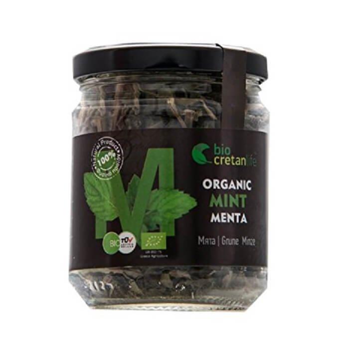 Organic Greek Dried Mint 10g